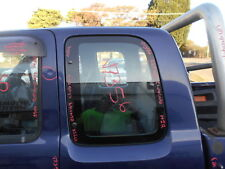 1998-2004 TOYOTA HILUX 4X4 or 2wd CLUB CAB LHR CABIN GLASS-$285 DELIVERED-V7356)