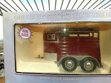 Horse trailer new in box 1:18 scale