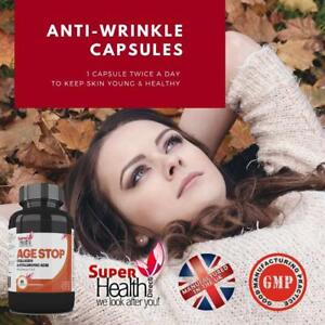 Anti-Wrinkles, Strength for Joints, Bone, Skin, Hair,Nails Age Stop, Anti Aging