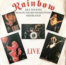 """RAINBOW - Rainbow Live EP (7"""") (VG++/G)"""