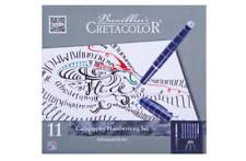 Cretacolor Kalligraphie Schreibset 11-teilig Füllhalter