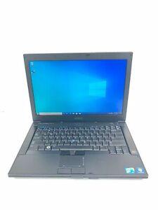 """Dell Latitude E6410 14.1"""" Core i5 M560 2.67GHz 4GB RAM 320GB HDD WIN 10 Pro"""