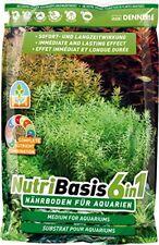 Dennerle NutriBasis Substrat de fond 6 en 1