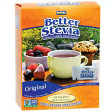 Better Stevia Zero Calorie Sweetener Original 45 PACKET