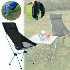 Folding Chair Outdoor Travel Fishing Camping Beach Stool Lightweight Rest Seat