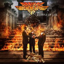 Bonfire - Temple Of Lies [New CD]