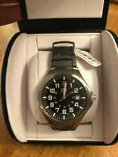 Victorinox 24107 Base Camp Wrist Watch for Men, Camo Band (NEW)