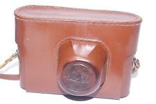 Vintage leather camera case | leica copy | Zorki |
