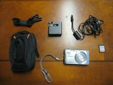 Nikon COOLPIX A300 Silver Compact Digital Camera (Case and memory card included)