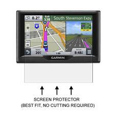 3x Garmin Nuvi 57 57LM 57LMT 58 58LMT 5'' Clear LCD Screen Protector Shield Film