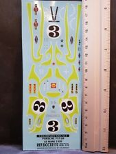 DECALS 1/32 PORSCHE 917 LH - #3 - LE MANS 1970  - COLORADO  32157