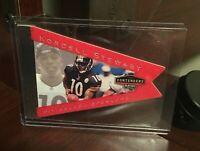 Kordell Stewart 1998 Playoff Contenders Pennants Football Card Red #76 Steelers