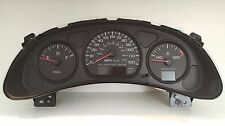 2000 - 2005 Chevrolet Chevy Impala Monte Carlo Cluster Speedometer 10306205
