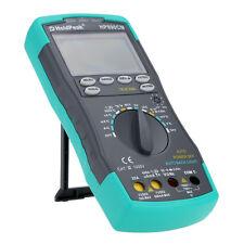 Multimeter Digital DC AC Voltage Current Meter Temperature Meaurement Auto Range