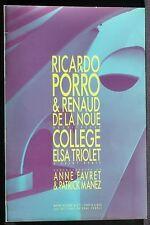 Saint-Denis, collège Elsa Triolet Ricardo Porro & Renaud de La Noue NM