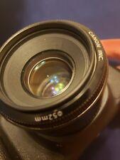 Canon EOS 6d Camera w/ 50mm 1.8 Lens