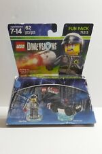 LEGO Dimensions Bad Cop Police Car The LEGO Movie Fun Pack 71213 NEW 62 pcs