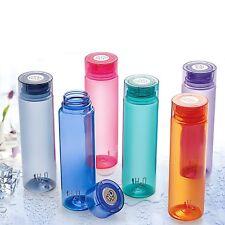Cello H2O Unbreakable Water Bottle Office School Outing Fridge Bottle 1L 6 Pcs