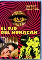 EL OJO DEL HURACAN (DVD PRECINTADO IMPORTACION) GIALLO DE CULTO - ANALÍA GADÉ
