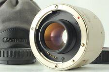 *Near MINT w/ Case* Canon Extender EF 2x Teleconverter Lens From JAPAN