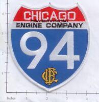 Illinois - Chicago Engine 94 IL Fire Dept Patch