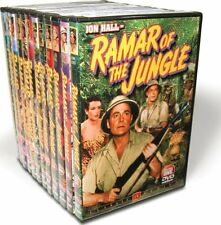 Ramar of The Jungle: Volumes 1-11 and Feature Film (12-DVD)