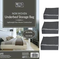 Borse e sacchetti salvaspazio grigio per la casa