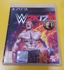 W2k17 WWE GIOCO PS3 VERSIONE ITALIANA