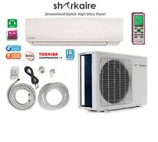 Super Efficient 9000 BTU Ductless Mini Split Air Conditioner Heat Pump 3/4 Ton