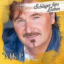 NIK P. - SCHLAGER FÜR'S LEBEN  CD NEU