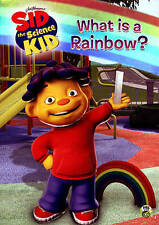 Sid the Science Kid: What Is a Rainbow? - 2013-New DVD - w/Slipcase Cover