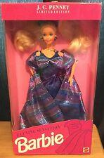 Muñeca Barbie noche sensación edición limitada por Mattel en caja original con elegancia noche