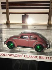 GREENLIGHT GREEN MACHINE VW BUG VOLKSWAGEN CLASSIC BEETLE FORREST GUMP HOLLYWOOD