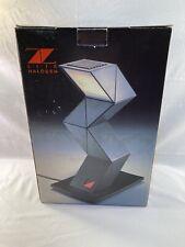 Zig Zag Rubic Cube Lamp By Z-Lite / Chan Shui Modern Desk Table 1982 NEW NIB