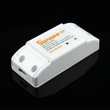 Hazlo tú mismo WI-FI interruptor inalámbrico para Smart Home con ABS Shell SW de control remoto de zócalo