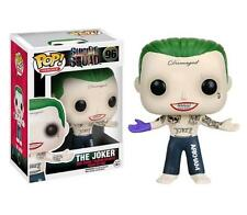 Suicide Squad Joker Shirtless POP! Vinyl Figure DC WB FUNKO 96 Jared Leto