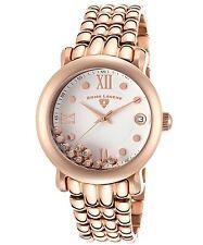 Swiss Legend Women's Diamond Quartz Watch Rose Gold Stainless Steel 22388-RG-22