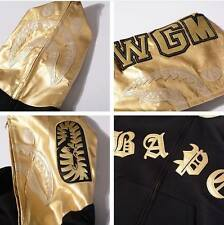 Bape Golden Color Hoodie (X-Large)