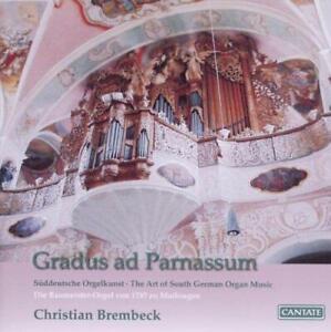 Christian Brembeck • Gradus ad Parnassum CD