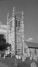 B/W Negative Farnham Surrey Church 1948 +Copyright DB1825