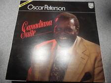 OSCAR PETERSON   CANADIAN SUITE  LP   UK IMPORT     478