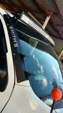 Windshield Pillar Mounted Brackets LED Light Bar 2012-2018 Toyota Tundra