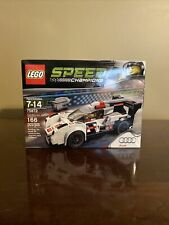 Lego -75872-Speed Champions - Audi R18 e-tron quattro - Retired - New