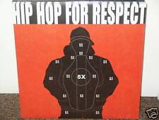 "V/A HIP HOP FOR RESPECT 12"" US 2000 SEALED RAWKUS MOS DEF TALIB KWELI KOOL G RAP"
