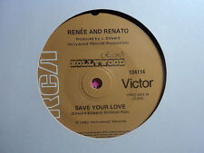 "Renee And Renato ""Save Your Love"" Oz 7"""