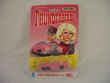 Matchbox Thunderbirds Fab 1 Rolls-Royce die cast vehicle