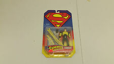 Kenner DC comics Superman Man of Steel Conduit figure, Brand New!