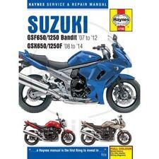 Recambios Haynes para motos Suzuki