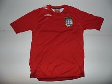 England 2006-08 away football shirt. World Cup xl mens umbro jersey