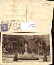 587928,Strasbourg Straßburg Orangerie La Gaenseliesel Statue France